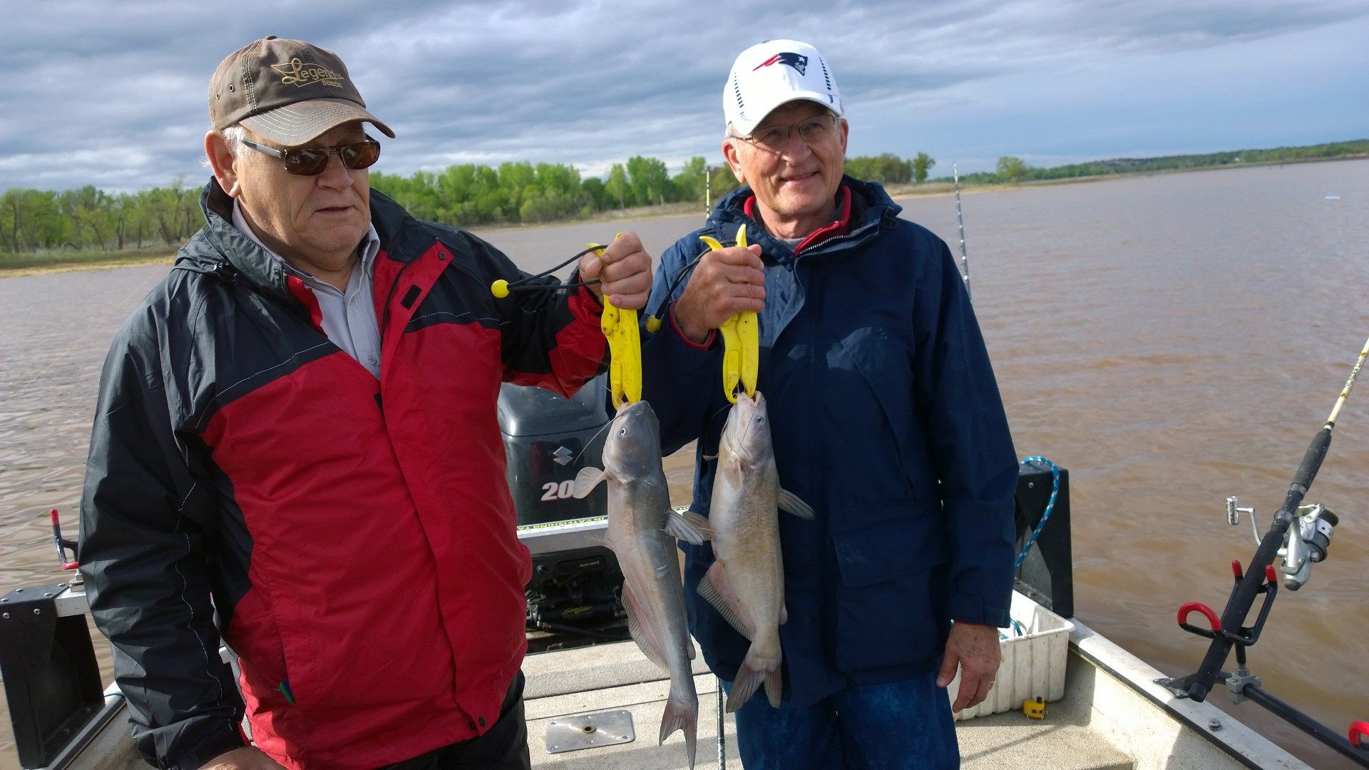 Keystone lake fishing guide pics lance 39 s fishing guide for Keystone lake fishing report