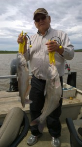 Keystone Lake Oklahoma Blue Catfish