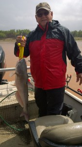 Blue Catfish Keystone Lake Oklahoma