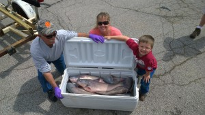 Blue Catfish Keystone Lake