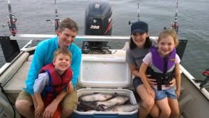 Grand Lake Oklahoma Blue Catfish
