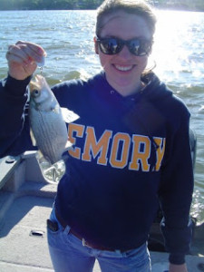 Eagle Mountain White Bass