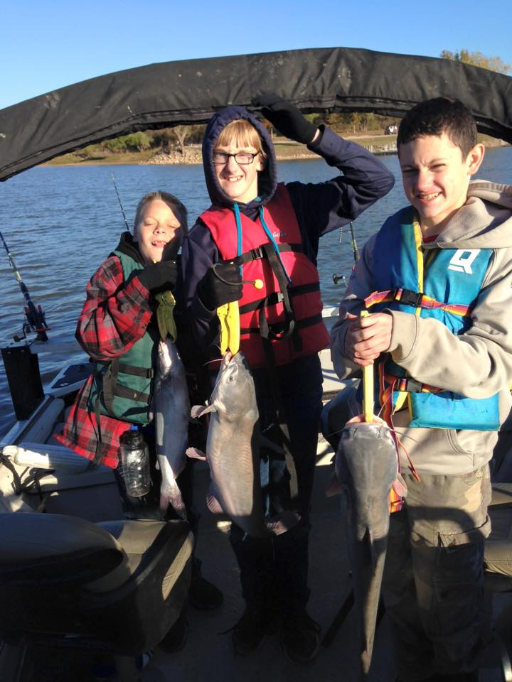 Keystone lake boy scout trip november 7th 2015 lance for Keystone lake fishing report