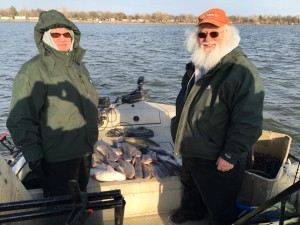 Grand Lake blue catfish