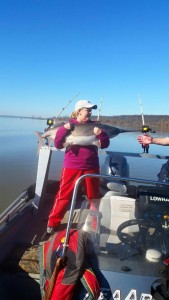 Fort Gibson Lake Spoonbill Paddlefish