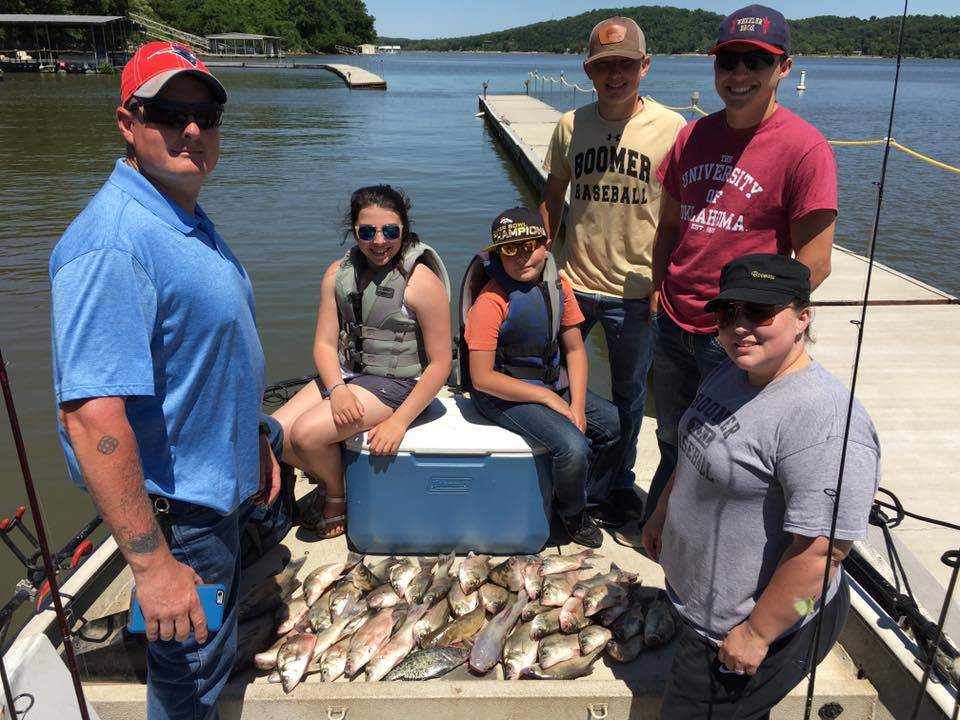 Grand lake o 39 cherokees white bass in oklahoma for Fishing forecast oklahoma