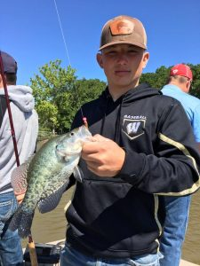 Grand Lake crappie