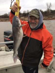 Winter Blue Catfish Tulsa World