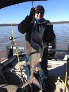Oologah Spoonbill Paddlefish Tulsa World