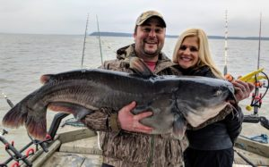 Blue Catfish Oologah Lake